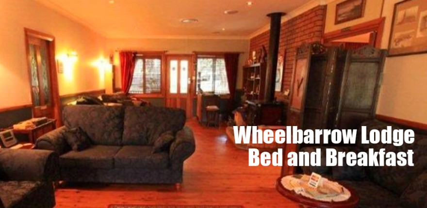 Wheelbarrow Lodge Bed and Breakfast